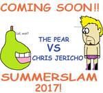 The Pear vs Chris Jericho (Request)
