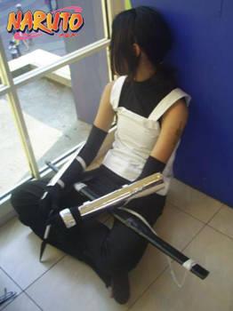 ANBU Itachi cosplay