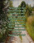 Psalms 78:36-37