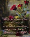 Psalms 103:12