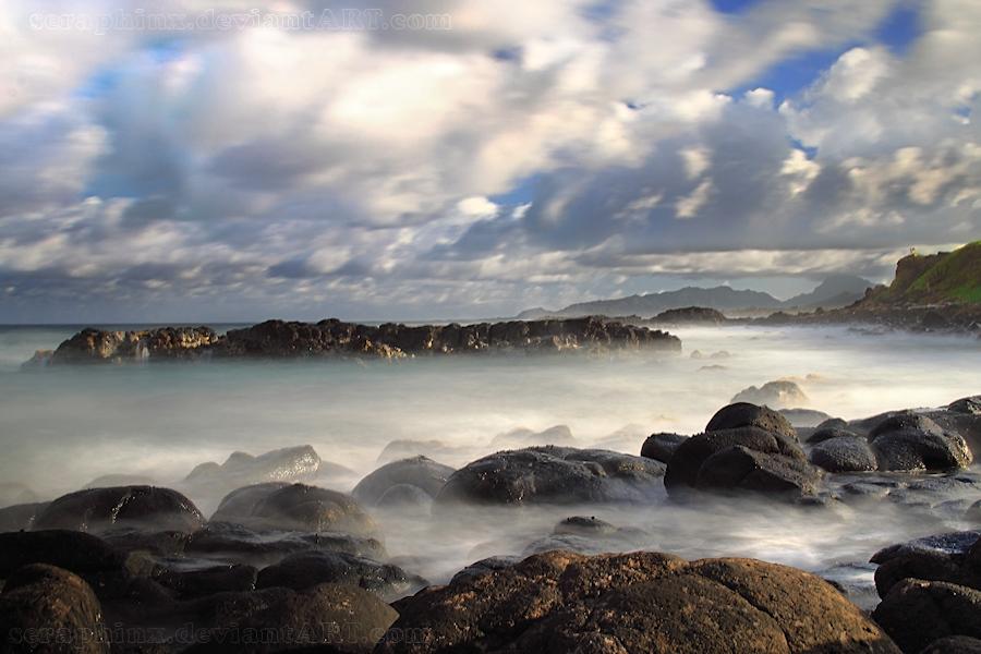 Misty Mini Long Island by seraphinx