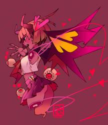 Crimson Desire by Poch4N