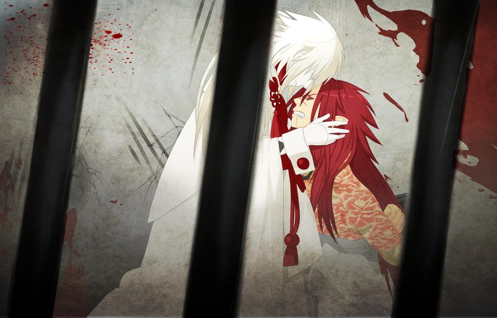 Koujaku Bad Ending - Screenshot Redraw by Never-MoreX on ...