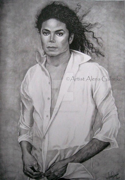 MJ Graphite series 2 by AlenaGalayko