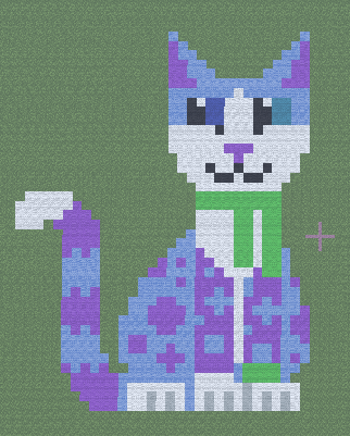 Minecraft Splash by pSarahdactyls