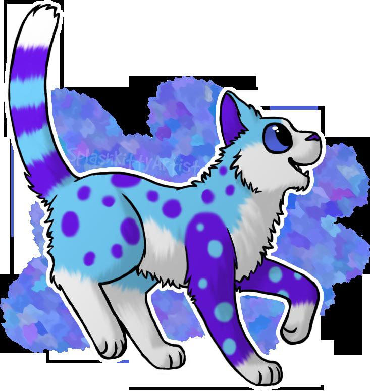 Meow by SplashKittyArtist