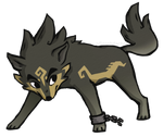 Toon Wolf Link