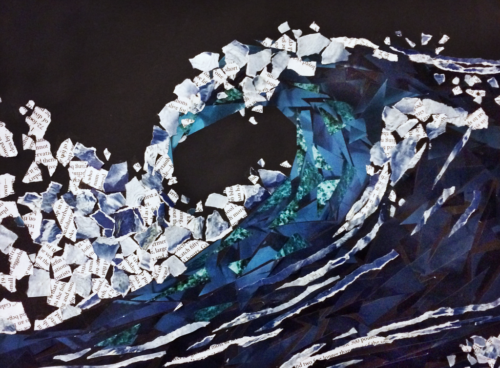 Wave by pSarahdactyls