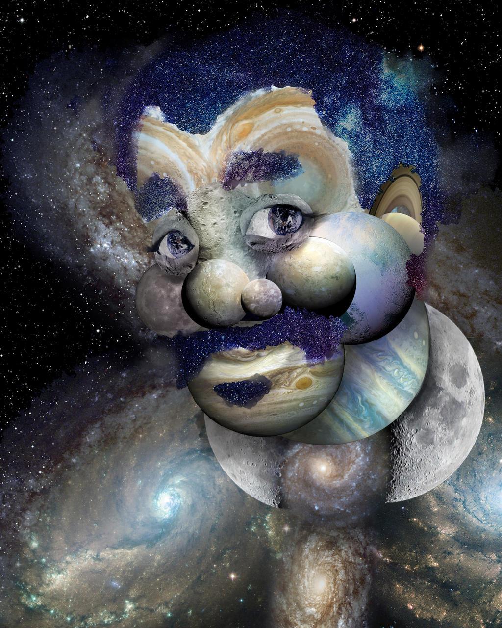 Neil deGrasse Tyson by pSarahdactyls