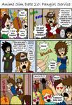 ASD 2.0 Comic: Fangirl Service
