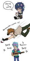 Chrono Days doodle dump