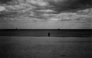 Calm Sea by BardoFotografia