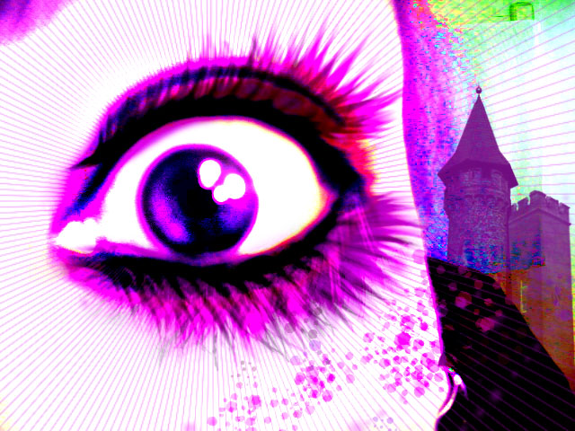 Open your purple eyes by Darkolica