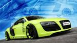 Audi R8 xXx Performance Wallpaper