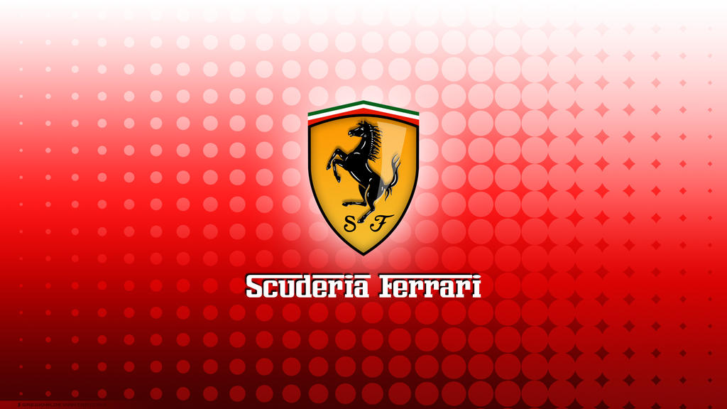 Ferrari Logo Wallpaper By Gregkmk On Deviantart