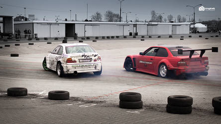 Two Drift Brothers by GregKmk