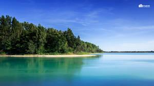 Azure Lake by GregKmk