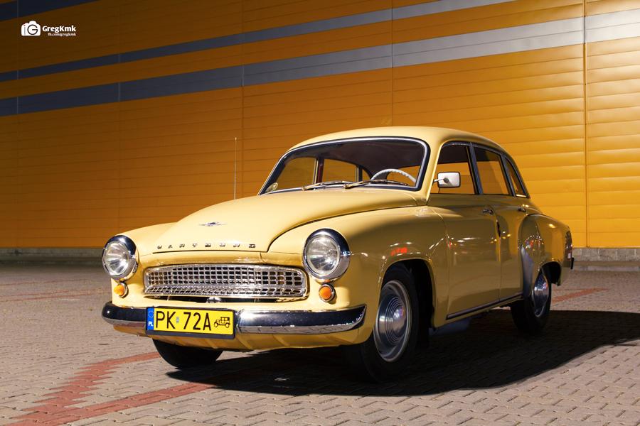 Wartburg Car Show