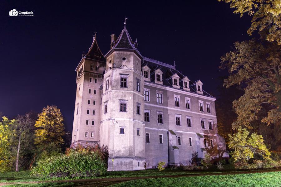 Disney Castle by GregKmk