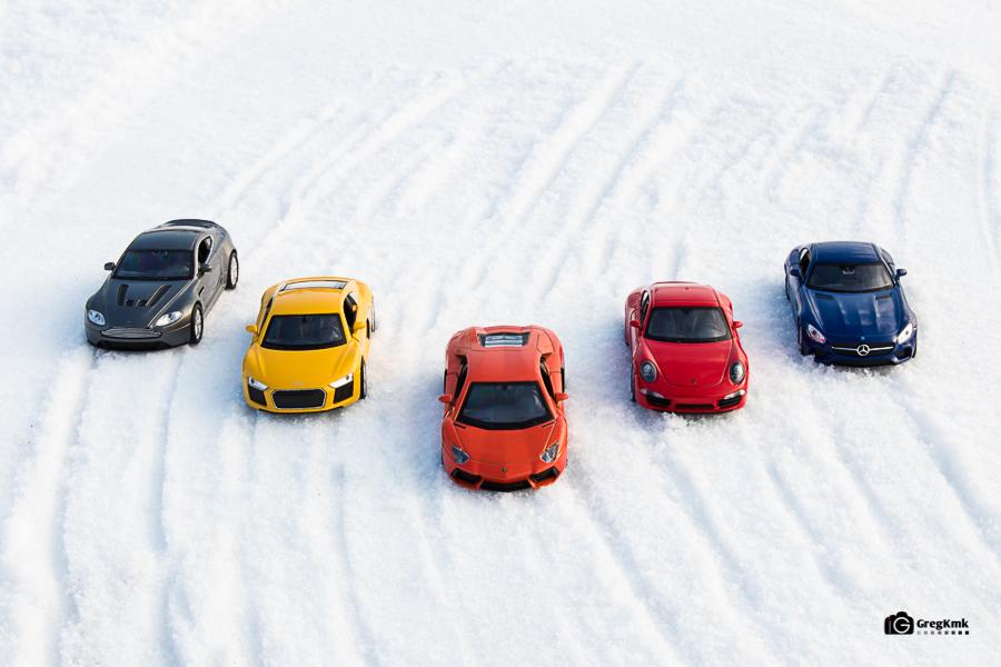 Mini Top Gear by GregKmk