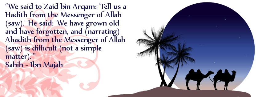 hadith timeline cover