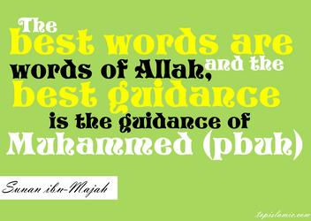 Best Words of Islam by topmuslim