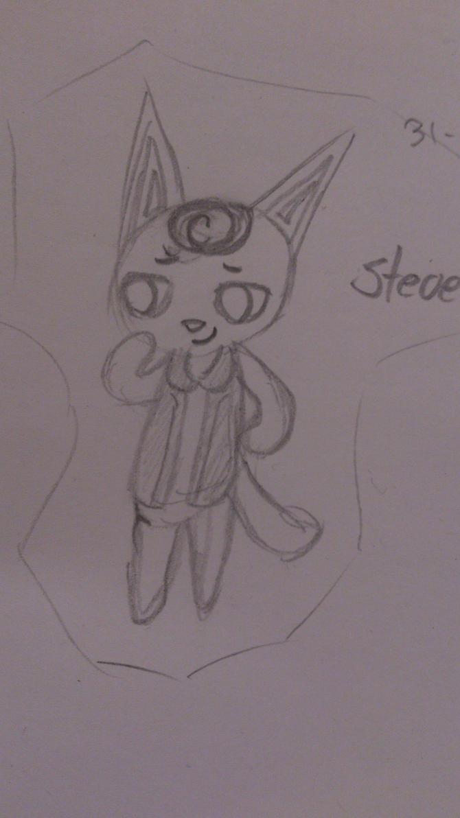 Steeeeeeeeeeve. by Imaginarycupcake