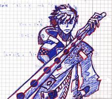 S4 league sword guy by poehalcho
