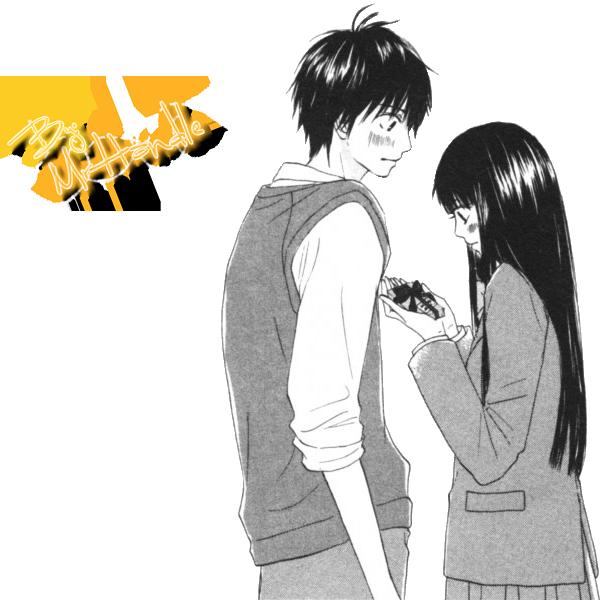 sawako y kazehaya render by mrhandle on deviantart