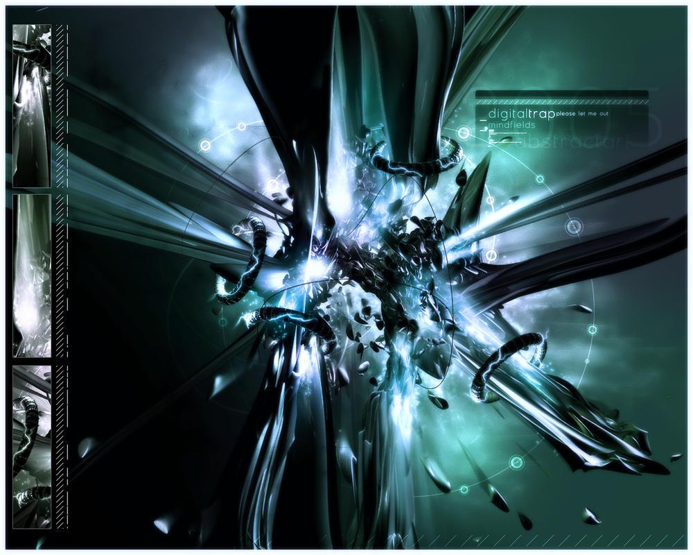 Digitaltrap by M1ndfieldS