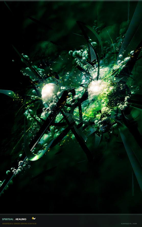 Spiritual Healing by M1ndfieldS