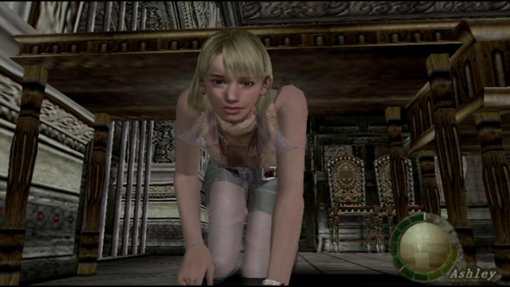 Re4 Mod Ashley - Desnuda - Resident Evil - Taringa!