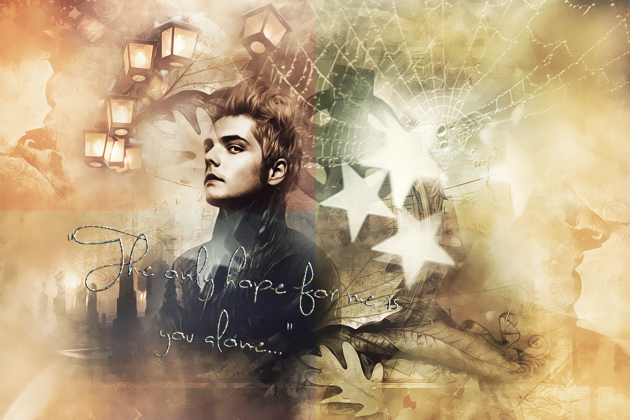 Gerard Way by freya29