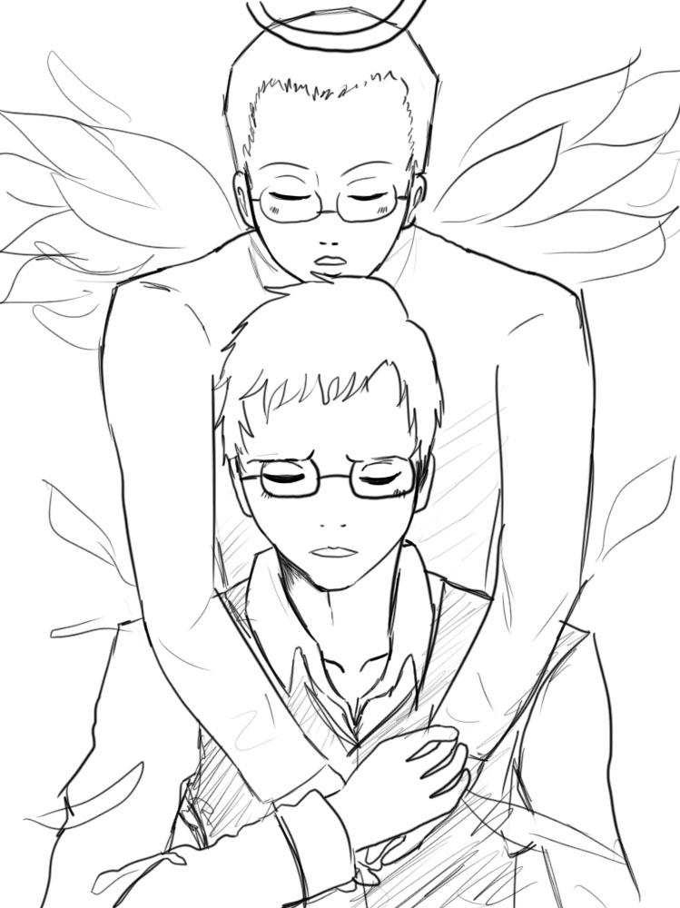 You, always my favorite one by ShinjuMarkez