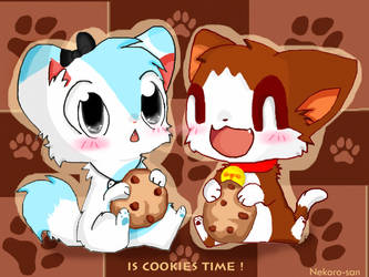 GA- Cookies by Nekoro-san
