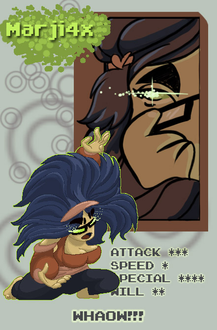 Marji4x's Profile Picture
