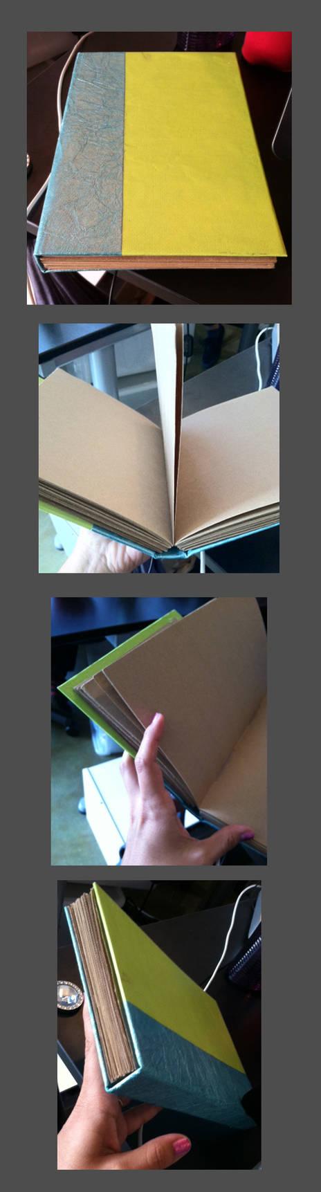 Brown Paper Sketchbook