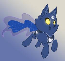 Luna as Luna