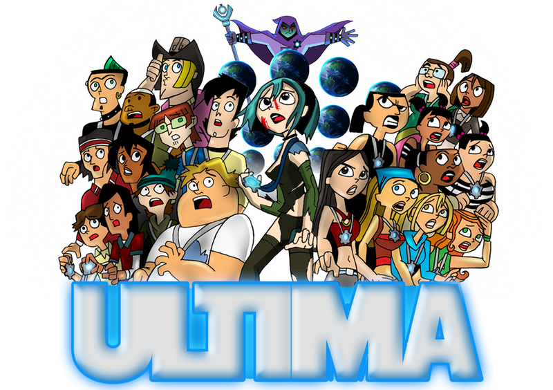Ultima title by frame10