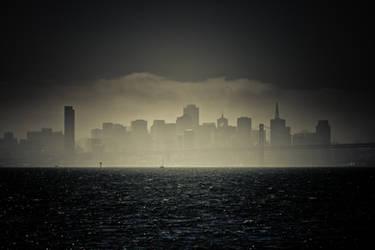 San Francisco by thePetya