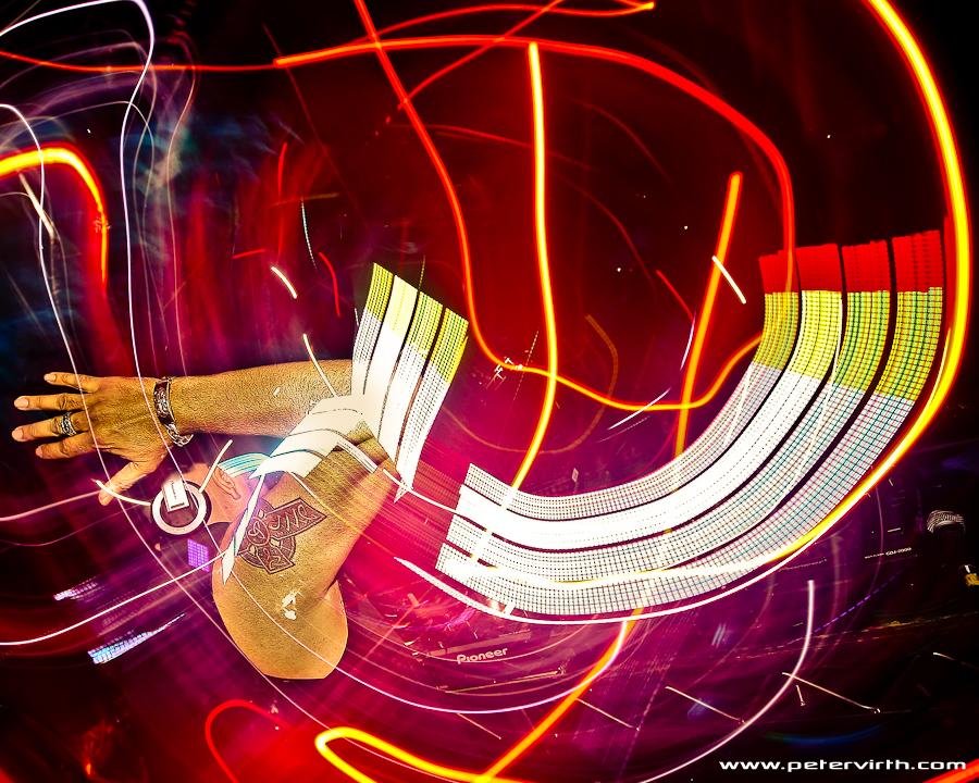 DJ Roger Sanchez by thePetya