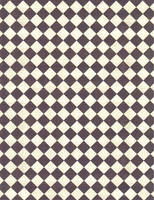 Vintage Black Checkered by FredtheCow-Stock