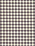 Vintage Black Checkered