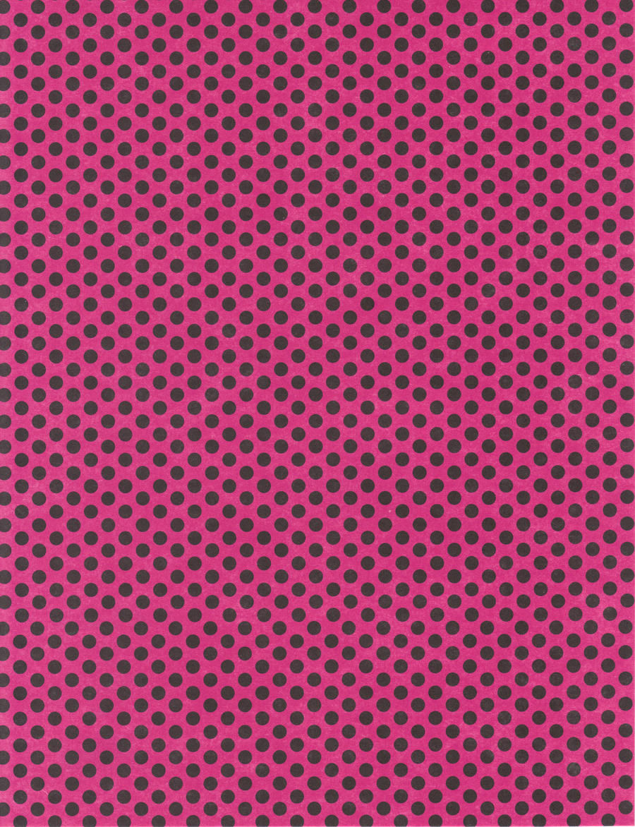 Polka Dot Full Size Bedding