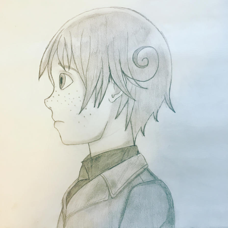 APH Italy Sketch by oceangirl1