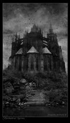 Cathedral Spires by IrondoomDesignBW