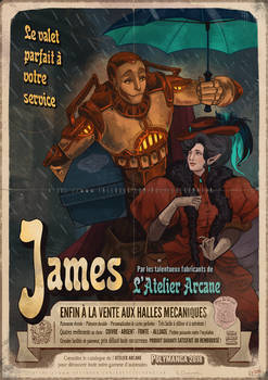 James by Arcane Atelier