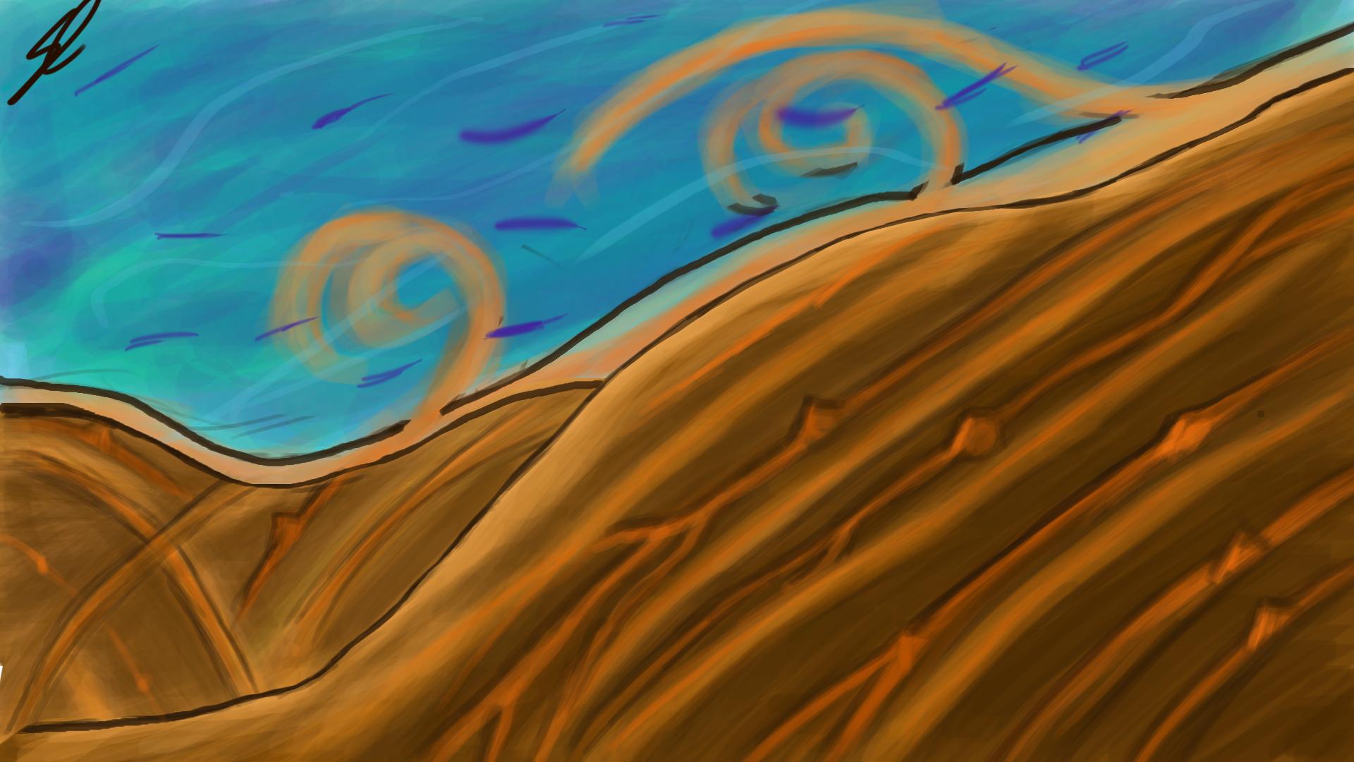 Ore in the Desert by Freeman1600