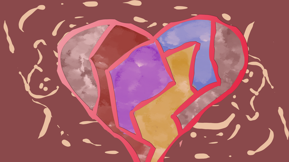 Broken Heart by Freeman1600