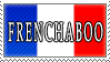 Frenchaboo Stamp by IrkenZar